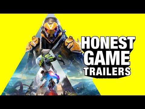Honest Game Trailers | Anthem