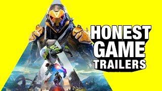 Gambar cover Honest Game Trailers | Anthem