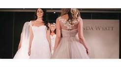 Catwalk Show: Amanda Wyatt 'She Walks with Beauty' wedding dresses