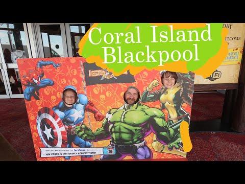 coral-island-blackpool-#familyfourexplore