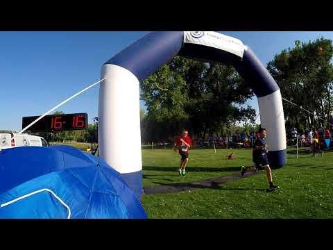 2017 Billings Middle School Meet 1   Riverfront Park Finish