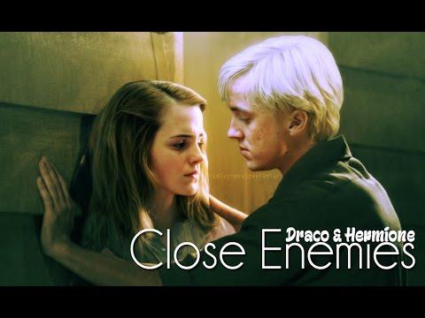 ►Draco & Hermione   Close Enemies [HP]