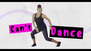 HIIT Dance Fitness 🔥 High Intensity Cardio Workout - Can't Dance (Meghan Trainor) // Zumba Alt.