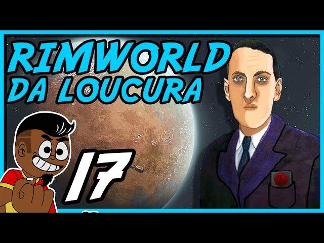 AJUDA VOLUNTÁRIA #017 - Rimworld PT BR - Tonny Gamer