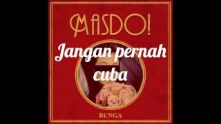 Download lagu Masdo Bunga