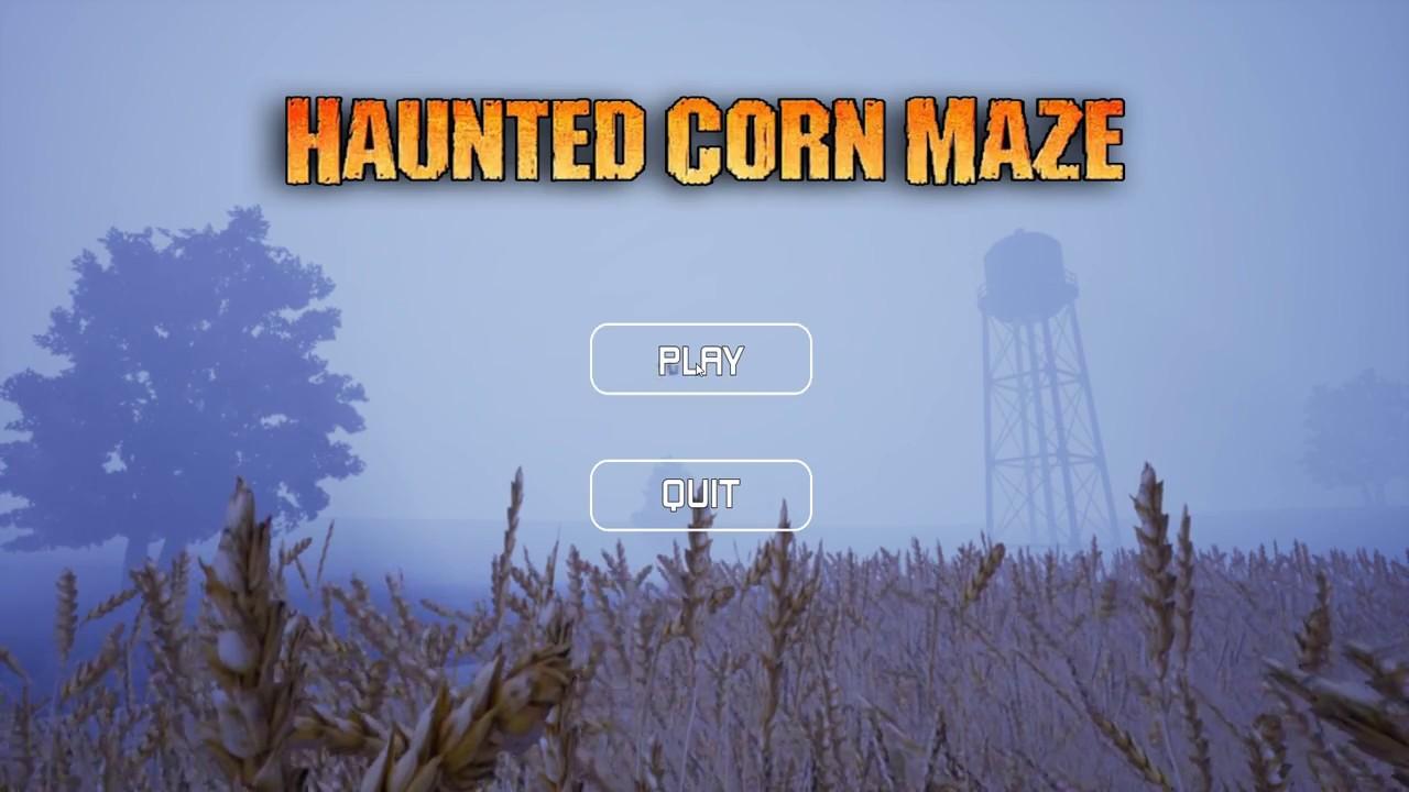 Haunted Corn Maze - Kendall Wix
