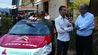 Alex De Angelis - Giacomo Ciucci Citroen DS3 R3 2011