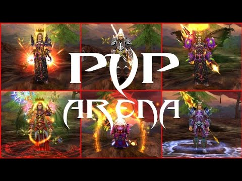 INTENSE PVP - EVERY CLASS GAMEPLAYS - ORDER AND CHAOS - GROBERT OAC
