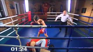 Педан Притула Шоу в SpartaProBox&Fitness