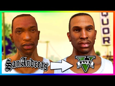 "THE REAL REASON CARL ""CJ"" JOHNSON IS NOT IN GTA 5, IS HE DEAD & WHAT HAPPENED AFTER GTA SAN ANDREAS!"