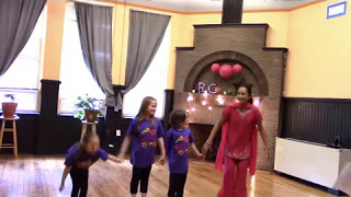 """Bollywood Dance for Youth, with Nita Trivedi, """"O Zalima"""" from Raees"""
