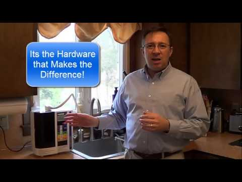 How to Choose a Good Water Ionizer with a Strong Negative ORP for Best Water Ionization