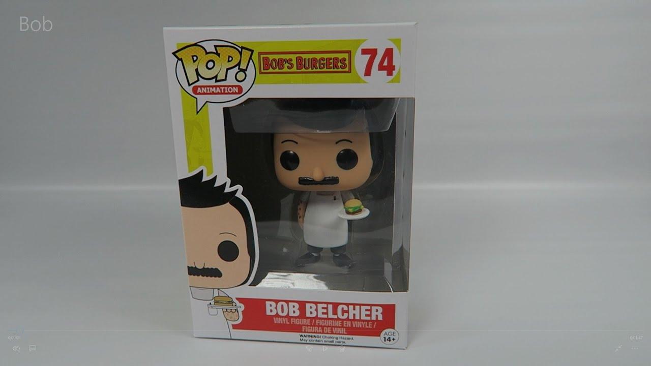 Funko Pop ANIMATION BOB/'S BURGERS BOB 74 6465