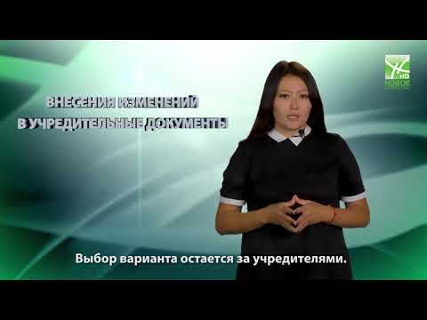 Советы юриста: внесение изменений в учредительные документы