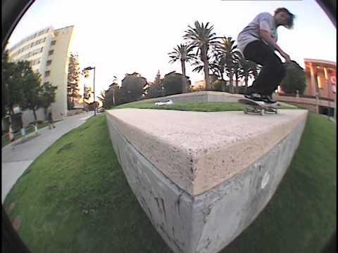 RAW SKATE FOOTY - Cory Kennedy