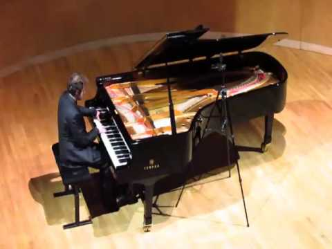 Recital  salle cortot PASTERNAK AND SCRIABINE Jonathan Benichou