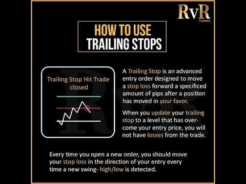 Best trailing stop method forex