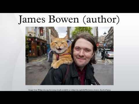 James Bowen (author)