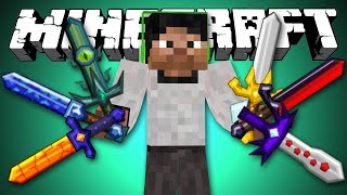 БОЛЬШЕ МЕЧЕЙ - Minecraft (Обзор Мода)