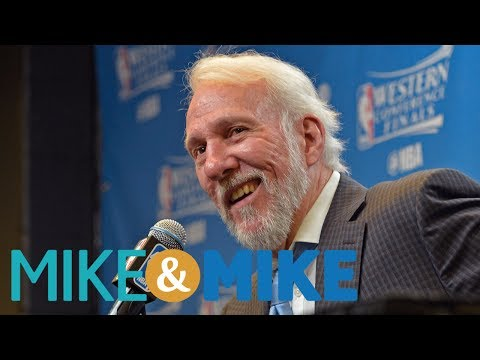 Rudy Gay Calls Gregg Popovich A 'Wizard' | Mike & Mike | ESPN