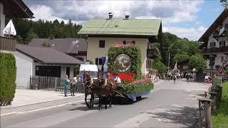 95 Jahre Holzhacker Verein Grainau