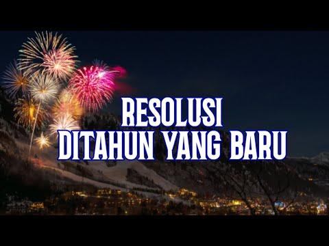 Resolusi Tahun Baru - Renungan Harian Mp3