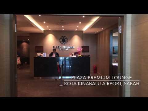 2017 Plaza Premium Lounge | Kota Kinabalu, Sabah, Malaysia