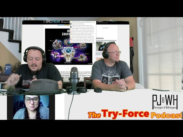 #146 Try Force Podcast: Our Kackle of Kelly's