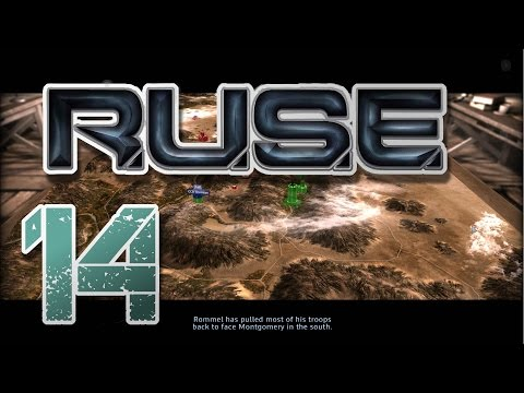 Push The Woods! | RUSE Mission 14