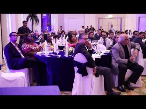 Sun Mark  Annual Celebration Dinner  at Gulfood 2017, Dubai