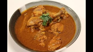 Chicken Curry | Simple Indian Cooking | Sanjeev Kapoor Khazana