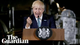 Johnson: 'I do not want no-deal Brexit ... but we must get rid of backstop'