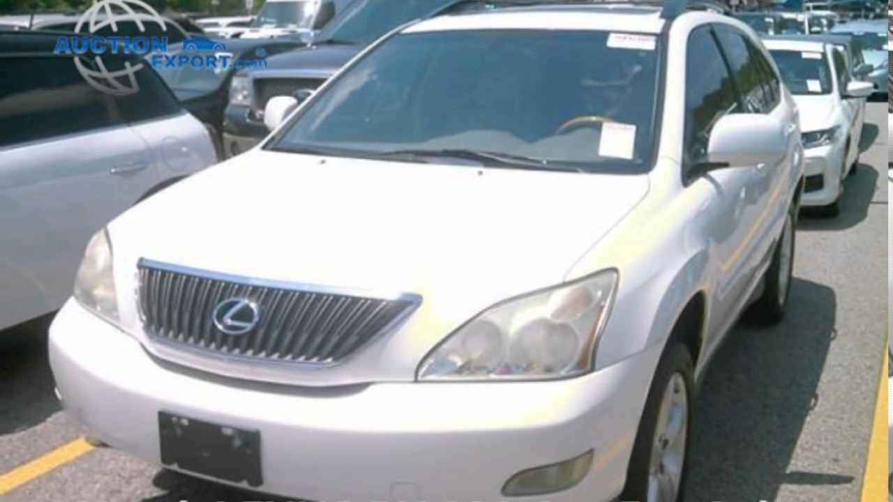 Used Lexus RX 330 for Sale in USA, Shipping to Cambodia - YouTube