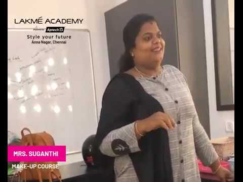 Lakmé Academy Beautician Courses in Chennai | Get Trained