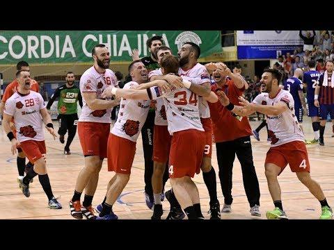 CSA Steaua Bucuresti - Dinamo Bucuresti (17-05-2018) Handball