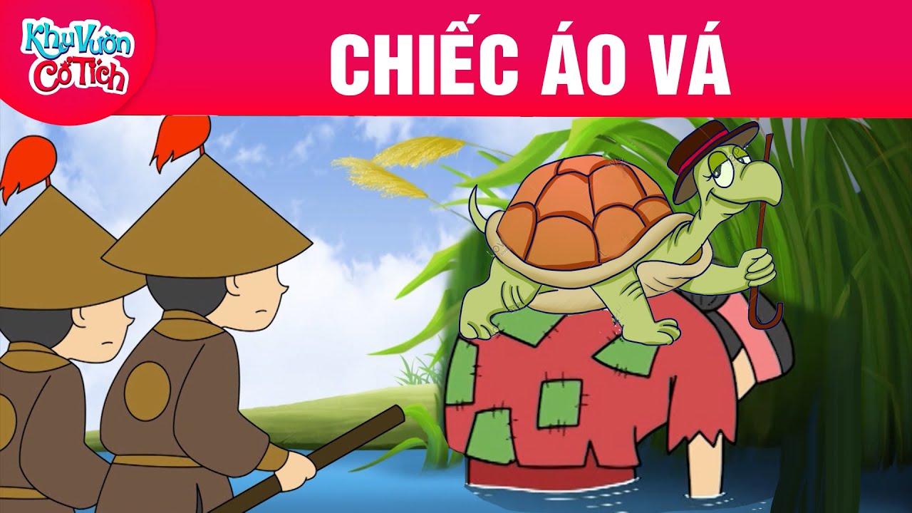 CHIẾC ÁO VÁ -  Truyện cổ tích - Phim hoạt hình - Chuyện cổ tích - Hoạt hình vui nhộn