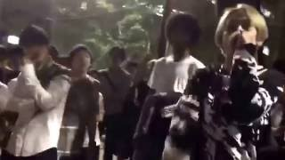 SKY-HIvsSALU 渋谷サイファーに突如現れたSKY-HIとSALU。 凄まじいスキ...