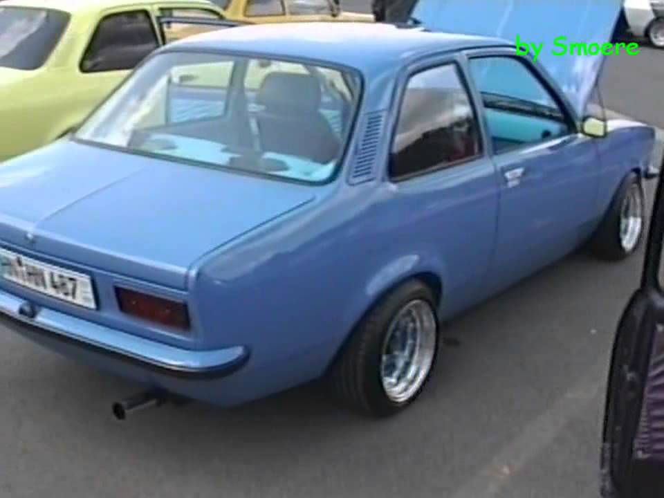 opel kadett c treffen kaiserslautern youtube. Black Bedroom Furniture Sets. Home Design Ideas