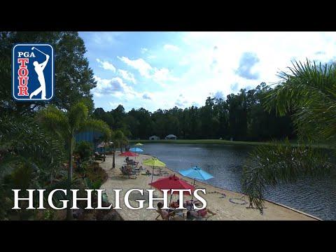 Highlights | Round 2 | Wyndham 2018