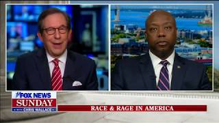 Senator Tim Scott Joins Fox News Sunday to Discuss George Floyd Case, Race Issues