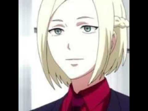 top anime characters with blonde