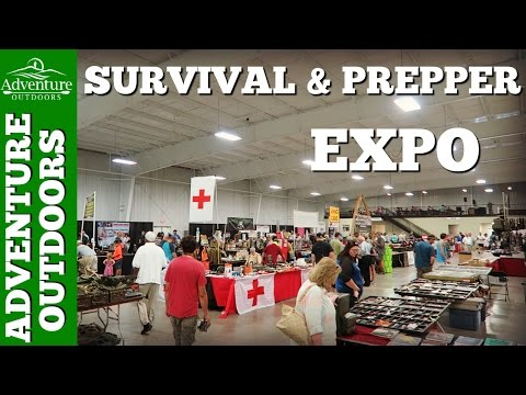 My First Survival & Prepper Expo