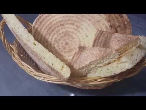 وصفات مريم خبز الطاجين ( المطلوع) khobz etadjine Matlou3 رمضان 2017