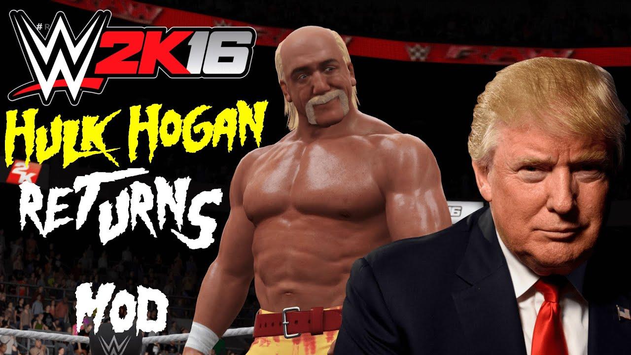 Hulk Hogan 2016 Wwe