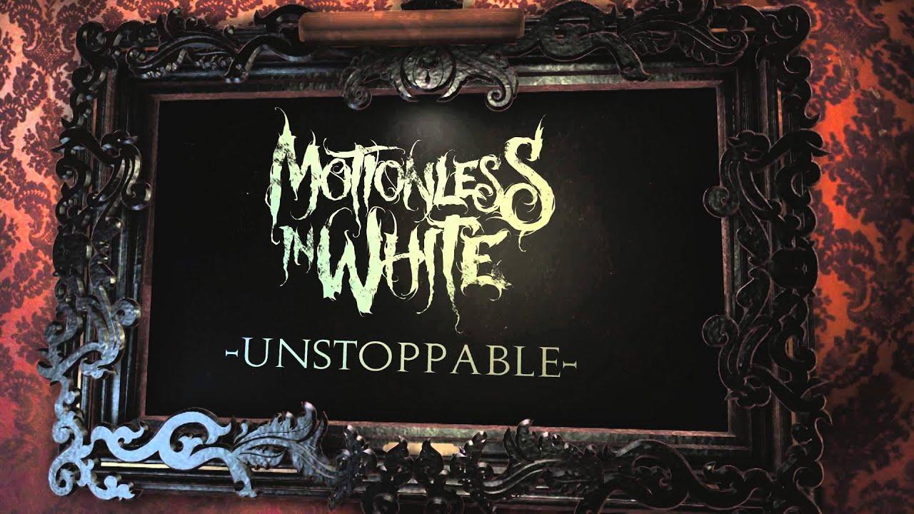 Motionless in white unstoppable album stream youtube - Motionless in white wallpaper ...