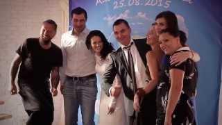 Видеосъемка свадьбы ресторан Мансарда