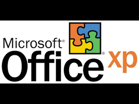 How Install Office Xp