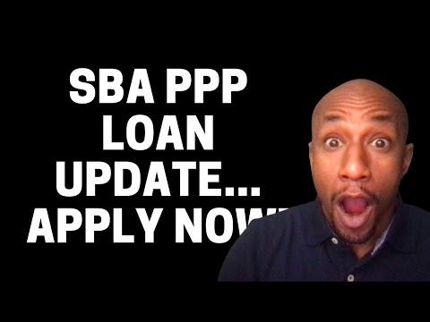 SBA PPP Loan Update $6 Billion Dollars Left - Apply TODAY!