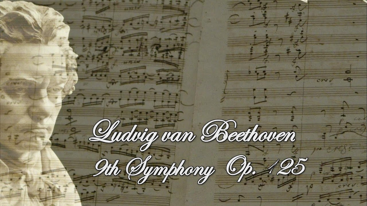 beethoven's 9th symphony Readings 1 richard wagner's program for beethoven's symphony #9 (trans ian bent ode to joy sections trans steven ledbetter) anyone who has not yet had the opportunity to make a close and detailed study beforehand of this extraordinarily important composition faces great difficulty in coming to grips with it now, on hearing.