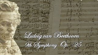 Beethoven 9th symphony 4th movement